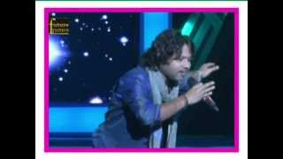 Live Performance of Kailash Kher at ''The Greatest Indian'' show