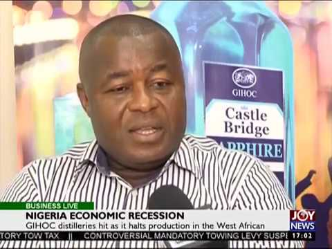 Privator Sector Development - Business Live on JoyNews (20-6-17)