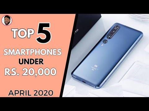Best SmartPhone Under 20000 In APRIL 2020 | Top 6 Phones Under 20000 | Best Phones Under 20000