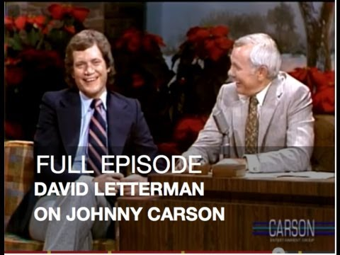 Download JOHNNY CARSON FULL EPISODE: David Letterman, Toy Review, O Holy Night, Tonight Show 12/20/79