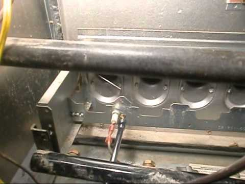 Hvac Check Amp Clean 80 Bryant Furnace Youtube