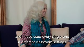 Shelley Astrof talks about how she developed The Knower Curriculum.