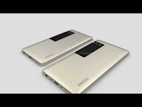 Meizu Pro 7 and Pro 7 Plus render video shows off rear display