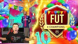FIFA 19 : FUT BIRTHDAY PACK OPENING + SBCs + WEEKEND LEAGUE 🔥🔥