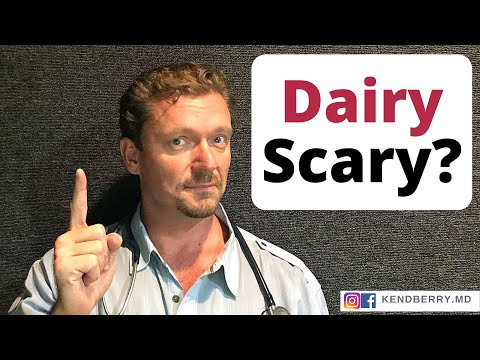 Is Dairy Scary?? Inflammation & Obesity Concerns - 2021