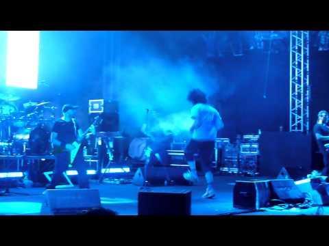 Caparezza Roma Concerto 2011 Sala Santa Cecilia