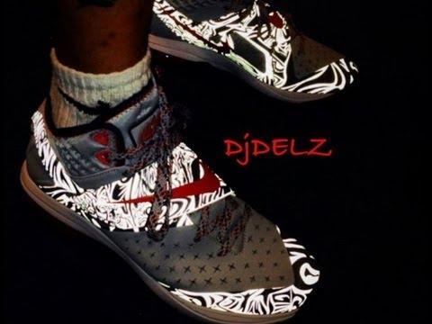 cfcbd83e1c3b Nike Air Calvin Johnson Megatron CJ81 Tigers Trainer Shoe Review + On Feet  W/ @DjDelz Dj Delz