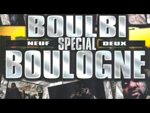 Lunatic, Booba, Nysay, Dany Dan... - Boulbi Neuf Deux Spécial Boulogne - (album entier)