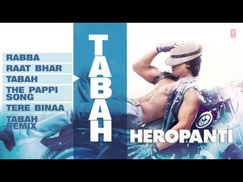 Heropanti Full Songs Jukebox   Tiger Shroff   Kriti Sanon   Sajid   Wajidvia torchbrowser com