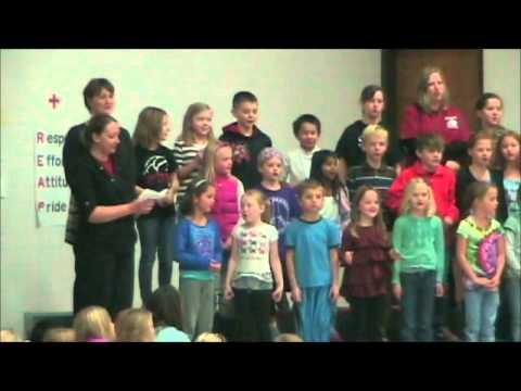 Falcon Ridge Elementary School Song