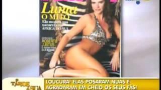 Video Clip da Renata Banhara e Luma de Oliveira no Tarde e Sua Oficial