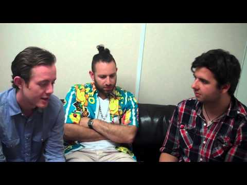 Chase and Status interview at Global Gathering 2014