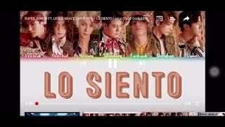 "Download Lagu ""Lo Siento"" Super Junior Ft. Lesile Grace 1 Hour Loop Mp3"