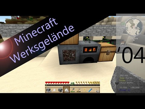 ѳ Minecraft Werksgelände #04 ѳ Metallurgic Infuser + Basic Energy Cube (mit Chad, Ben & Pio)