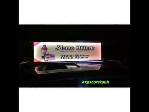 #KasaprekoGH Taxi Advertising #FirstimpressionsGH