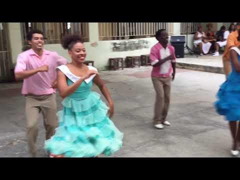 The Mozambique...an authentic Cuban dance rhythm