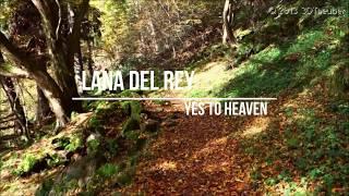 Lana Del Rey - Yes to Heaven - Türkçe Altyazılı