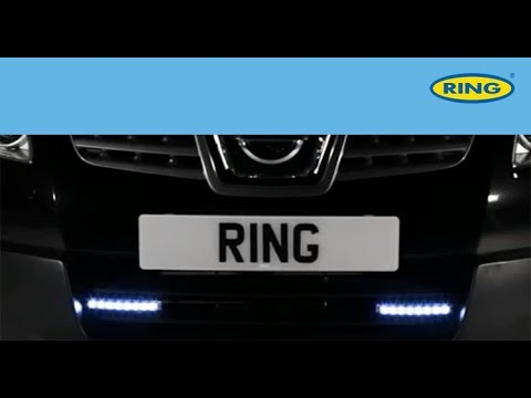 Ursa LED Daytime Running Lamps - Part Info