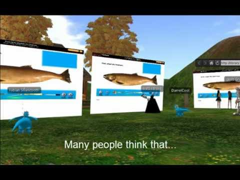 Virtual Fish Dissection Simulation