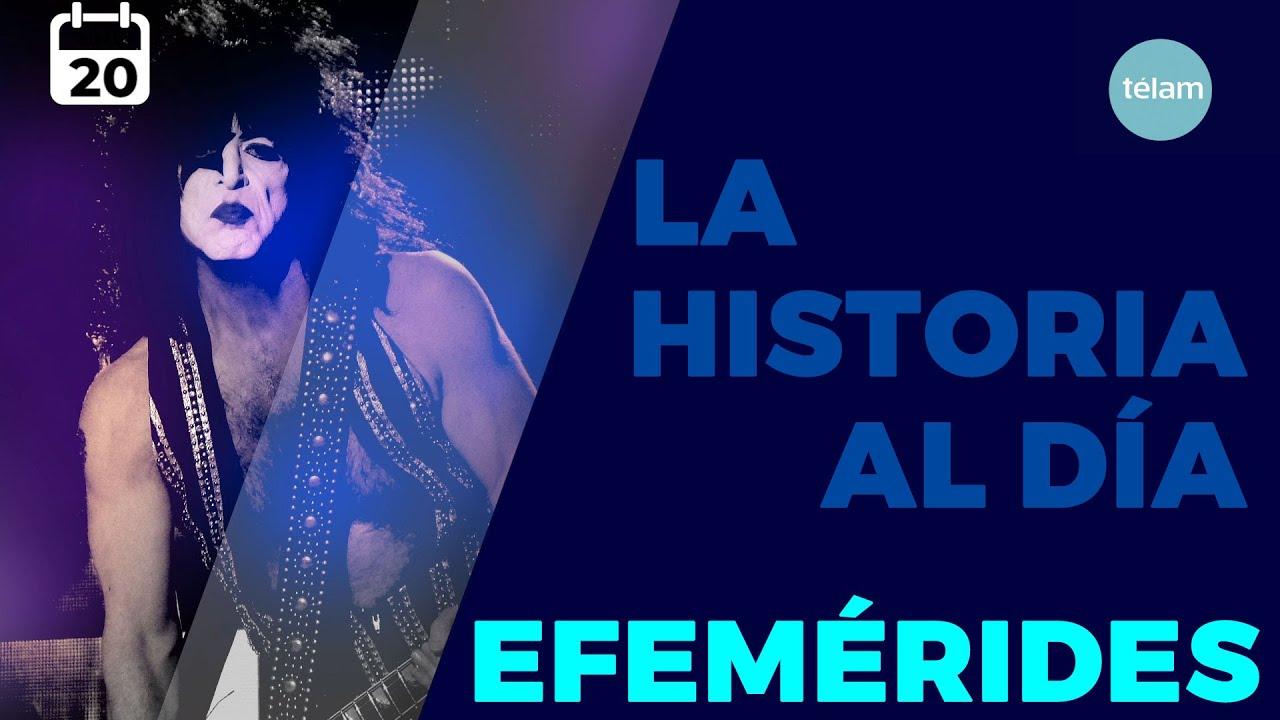HISTORIA DEL DIA (EFEMÉRIDES 20 ENERO)