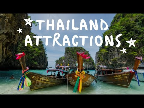 THAILAND - Top10 tourist attractions that you MUST SEE |HD