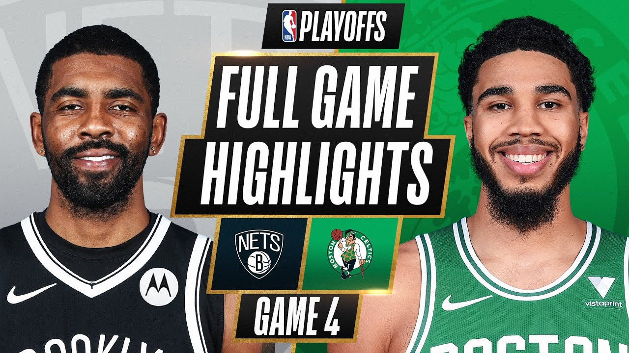 Download #2 NETS at #7 CELTICS | FULL GAME HIGHLIGHTS | May 30, 2021