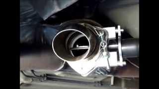 マフラー音量装置 電動エキゾーストバルブ Alfa Romeo GTV thumbnail