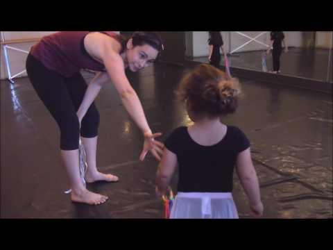 Olivias First Dance Class