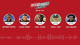 SPEAK FOR YOURSELF Audio Podcast (5.20.19) with Marcellus Wiley, Jason Whitlock   SPEAK FOR YOURSELF