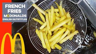 French Fries Recipe - McDONALDS COPY - Kun Foods