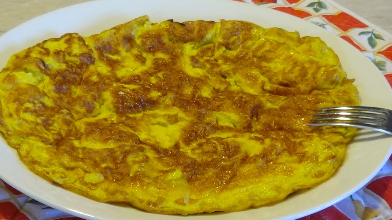 Frittata con le cipolle youtube for Quando piantare le cipolle
