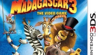 CGRundertow MADAGASCAR 3 for Nintendo 3DS Video Game Review(Madagascar 3 review. Classic Game Room presents a CGRundertow review of Madagascar 3 from Torus Games and D3 Publisher for the Nintendo 3DS., 2012-06-11T21:22:14.000Z)