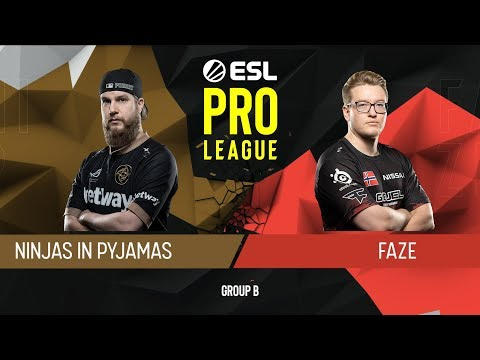 CS:GO - FaZe vs. NiP [Mirage] Map 1 - Group B - ESL Pro League Season 9 Europe thumbnail