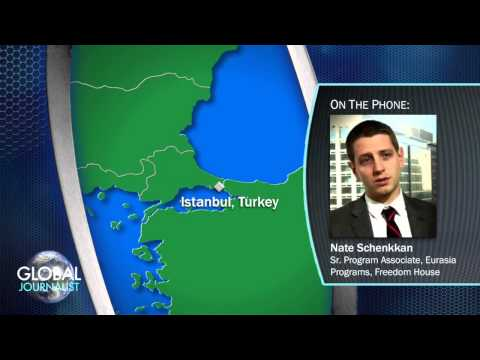 Global Journalist Radio: Censorship in Turkey