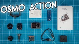 DJI Osmo Action 🎦 #01 Unboxing