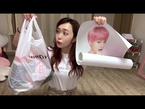 韓国の薬局で大量購入品紹介イケメンを添えて