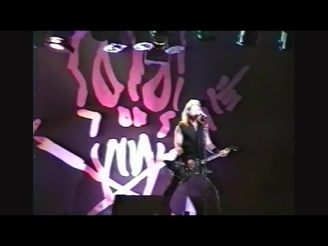 Metallica - Live at New York State Fair Grandstand (1994) [Full Show]