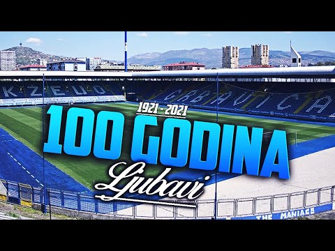 100 godina LJUBAVI - FK ZELJEZNICAR 1921 - 2021