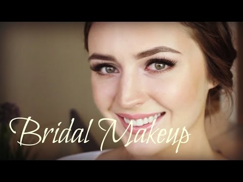 Natural Bridal Makeup Tutorial