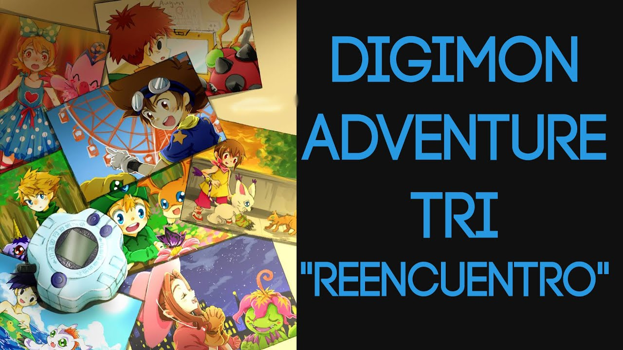 Digimon Adventure Tri Saikai Ger Sub