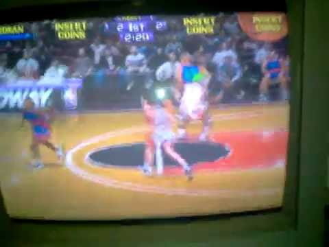 Midway wolf system arcade board repair no 2 (nba hangtime)