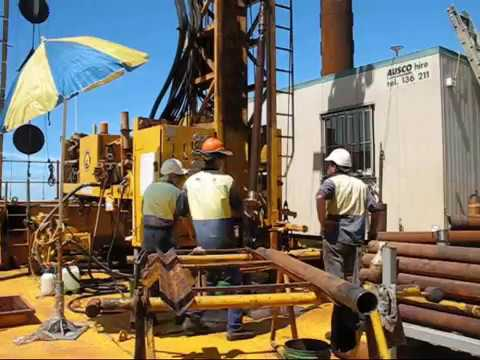 Abbot Point Offshore Geotechnical Investigation