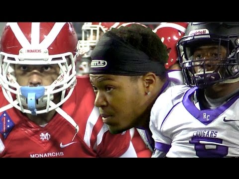 🔥🔥🏈 Mater Dei vs Rancho Cucamonga : CIF D1 Semi Finals 2016 - UTR Highlight Mix
