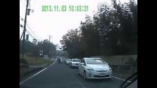 国道297号 市原鶴舞IC→横山交差点(音声無し)