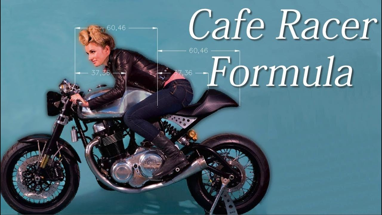Golden Ratio Cafe Racer