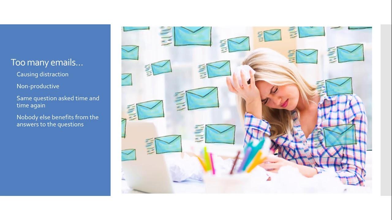 Webinar - SharePoint Discussion Forum