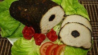 Schab z Żurawiną pieczony w rękawie