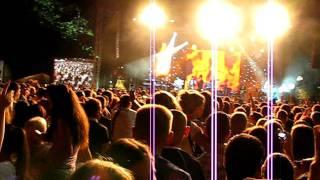 Zeljko Joksimovic - Devojka Sa Polja Zelenih live@ Subotica dan grada 2011.avi
