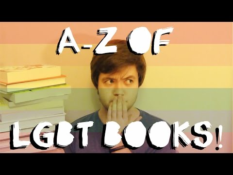 A to Z of LGBT BOOKS!
