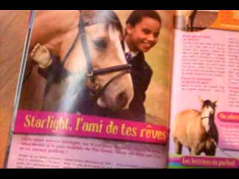 [TSC] Magazine Grand Galop passion chevaux [EXTRAIT DE PAGES] Music : Hello World